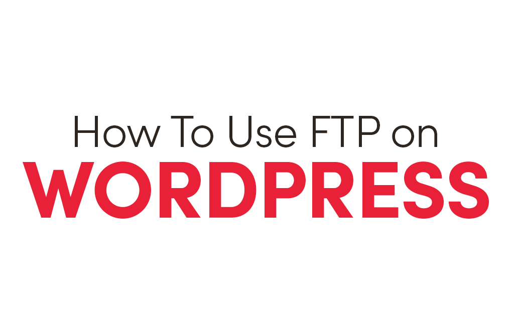how to use ftp on wp